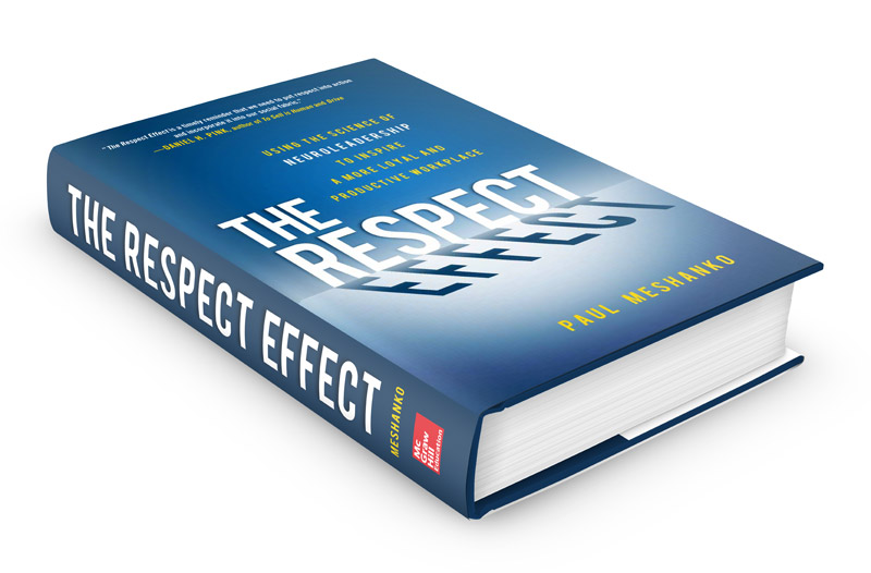 The Respect Effect Book cover