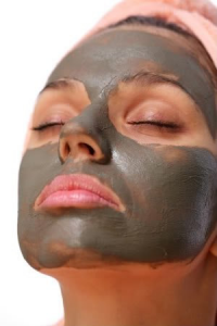 Facial Mud Mask by Pure & Essential Minerals