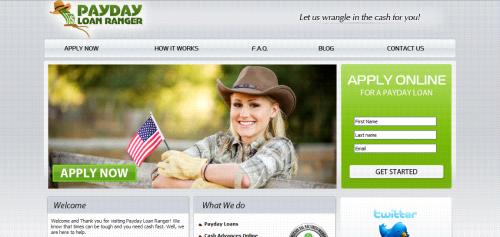 Payday Loan Ranger'
