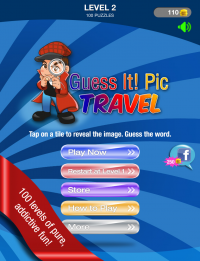 """Guess It! Pic Travel"""