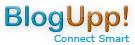 Logo for BlogUpp'