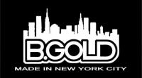 B. Gold Logo