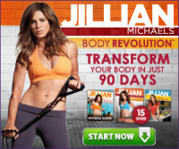 Jillian Michaels Body Revolution Program