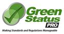 Green Status Pro Logo