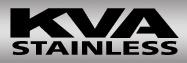 KVA Stainless Inc. Logo