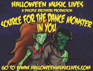 HalloweenMusicLives.com Unleashes New Dance Music for Americ'