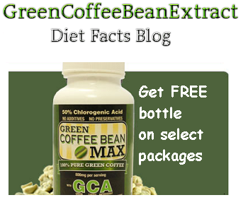 Company Logo For Green Coffee Bean Extract Diet Facts'