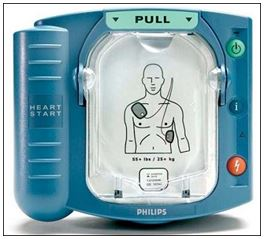 AEDs Today Highlights Philips HeartStart OnSite'