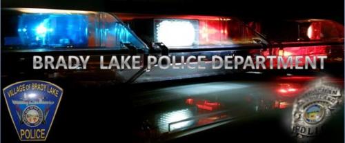 Brady Lake Ohio Police Training'