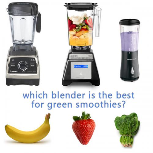 Blendtec vs Vitamix'