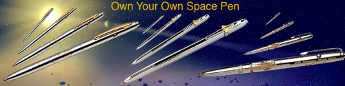 Fisher Space Pens'