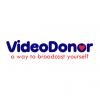 Company Logo For VideoDonor.com'