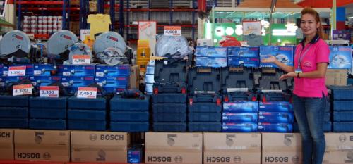 Bosch Power Tools'