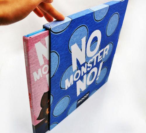 No Monster No!'