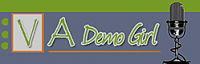 VA Demo Girl Logo