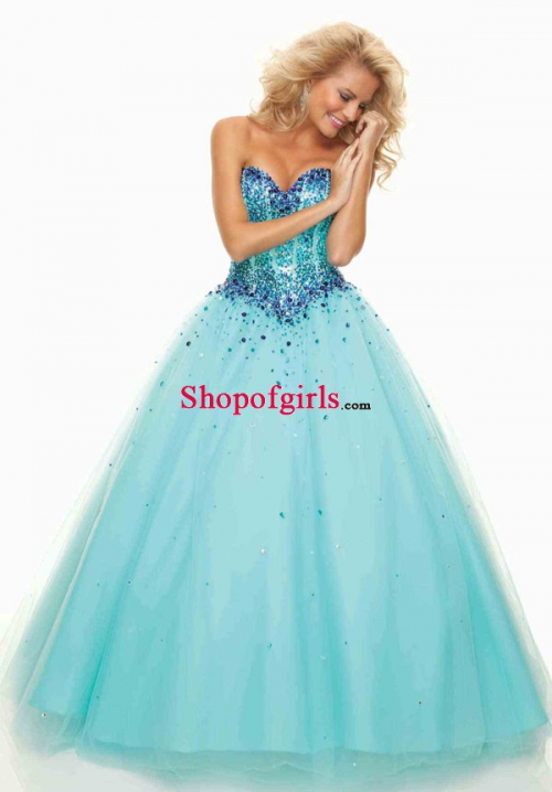 Shopofgirls.com Is Launching a Promotion of Quinceanera'