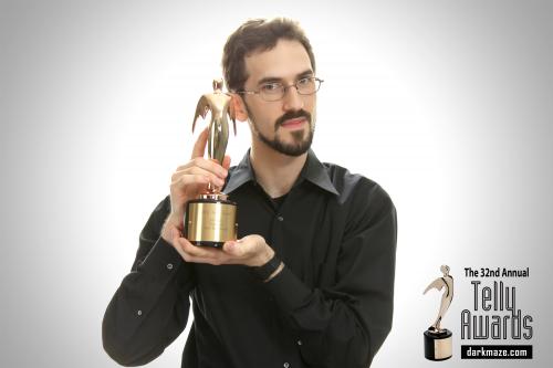 Dark Maze Studios Wins a Telly Award'
