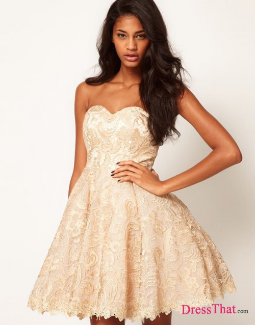 Homecoming Dresses Fall 2013 Collection Just Released by Dre'