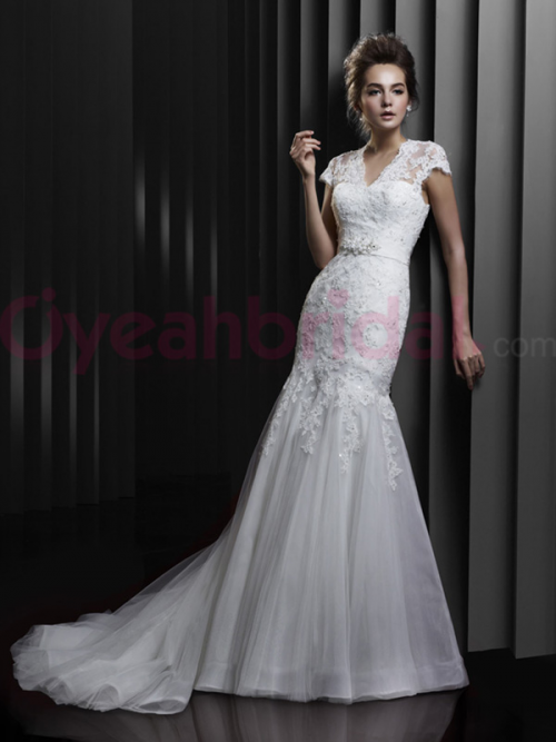 Affordable Wedding Gowns for June at Oyeahbridal'