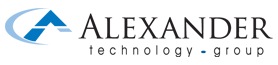 Logo for Alexander Technology Group'