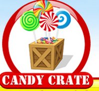 Company Logo For Candy Crate'