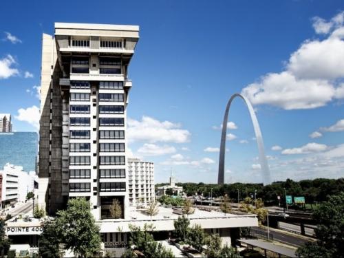 Downtown St. Louis Luxury Apartments'