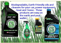 Biodegradable Performance Products into Their Product Offeri
