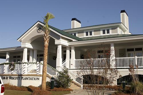 Charleston SC Public Golf Courses'