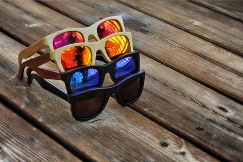 Epicstoke Bamboo sunglasses'
