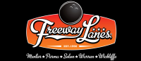 Freeway Lanes Bowling Group Logo