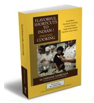 Flavorful Shortcuts to Indian/Pakistani Cooking'