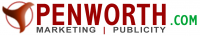Penworth Marketing and Publicity Logo