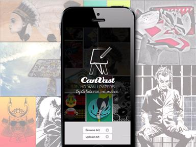 CanVast HD iPhone App Merges Art and Technology For Aspiring'