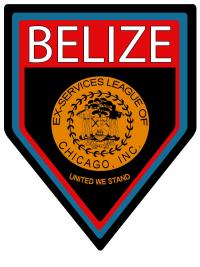 Belize Ex-Services League of Chicago, Inc. Logo