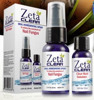 Zeta Clear Bottle'