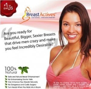 Breast Actives Review'