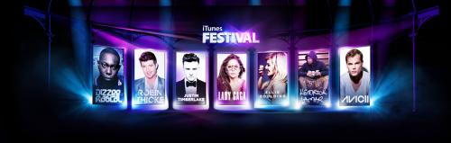 iTunes Festival 2013'