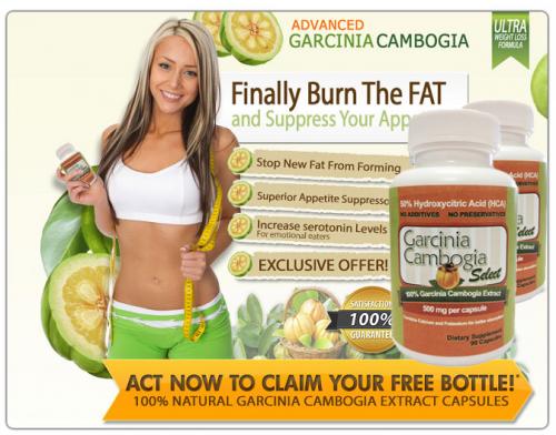 Order Garcinia Cambogia Select'