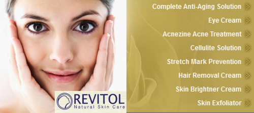 Revitol Beauty Products'
