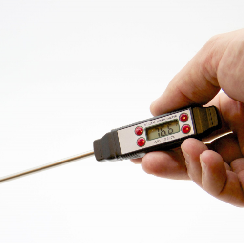 the Kitchen Knight Digital Thermometer'