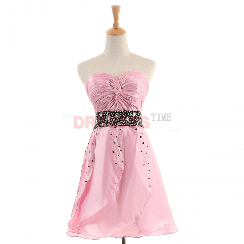 New Collection of pink homecoming Dresses Introduced'