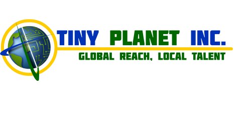 Company Logo For Tiny Planet Inc'