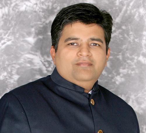 Mr. Sanjeev Gupta, MD, Global Advertisers'