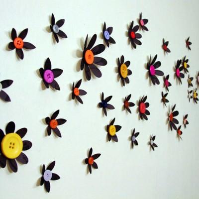 3D Wall Art'