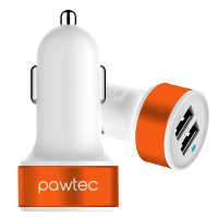 Pawtec Signature USB Car Charger