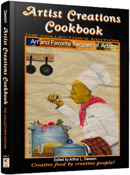 Artist Creations Cookbook'