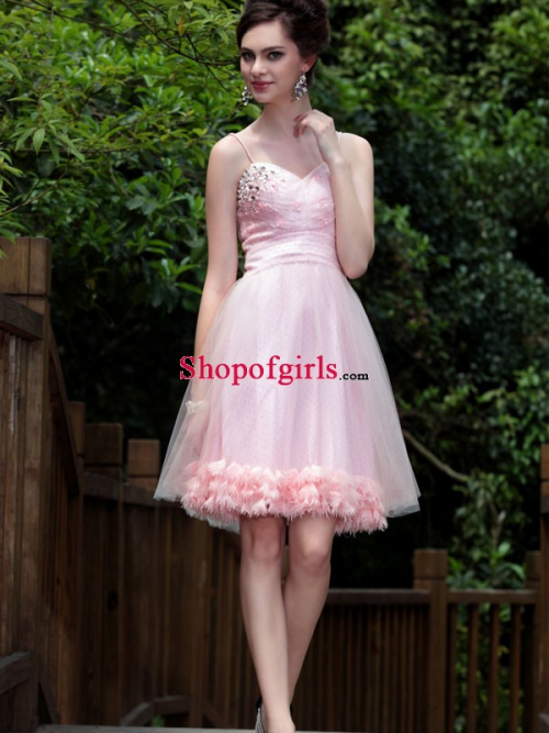 Shopofgirls.com Launches A Promotion of Homecoming Dresses'