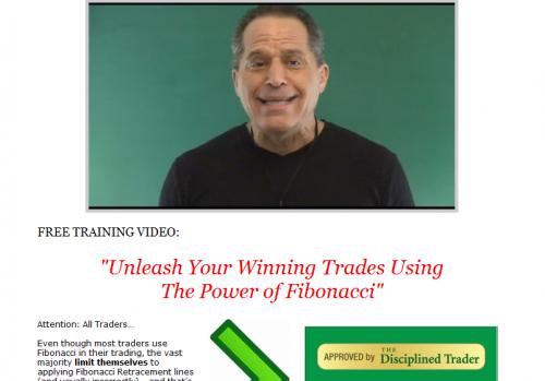 Fibonacci Projections Webinar By Toni Hansen'