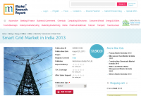 Smart Grid Market in India 2013