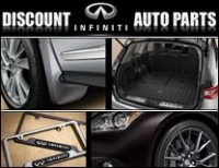 Discount Infiniti Auto Parts Logo